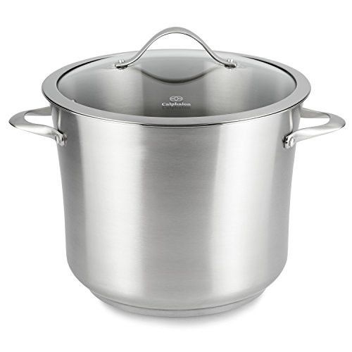 Calphalon Contemporary Stainless Steel 12 Quart Stockpot