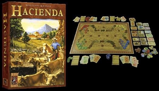 999 Games - hacienda, voor ooit eens