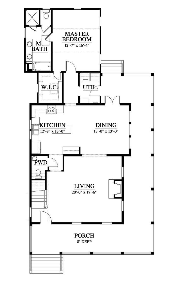 Elevation Plan Ne Demek : Best house plans images on pinterest arquitetura