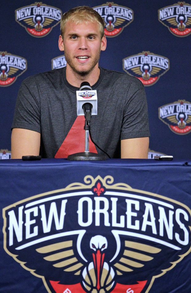 Greg Stiemsma : Pelicans