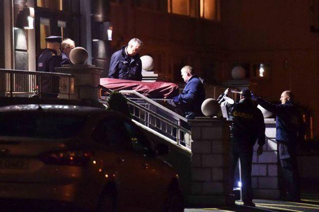 Φράξια του IRA ανέλαβε την ευθύνη για την επίθεση στο Δουβλίνο