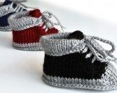 baby knit-boots