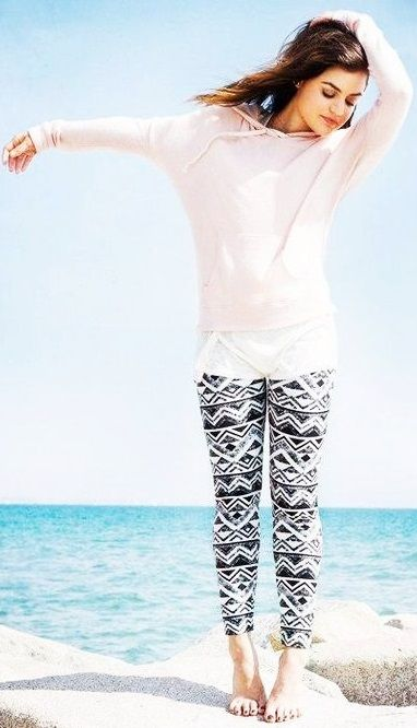 I want this!! Lucy Hale for Hollister Co. 2nd Collection