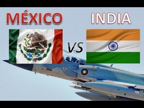 Ejército Mexicano vs Ejército de India - Fuerzas Armadas de México, Fuer...