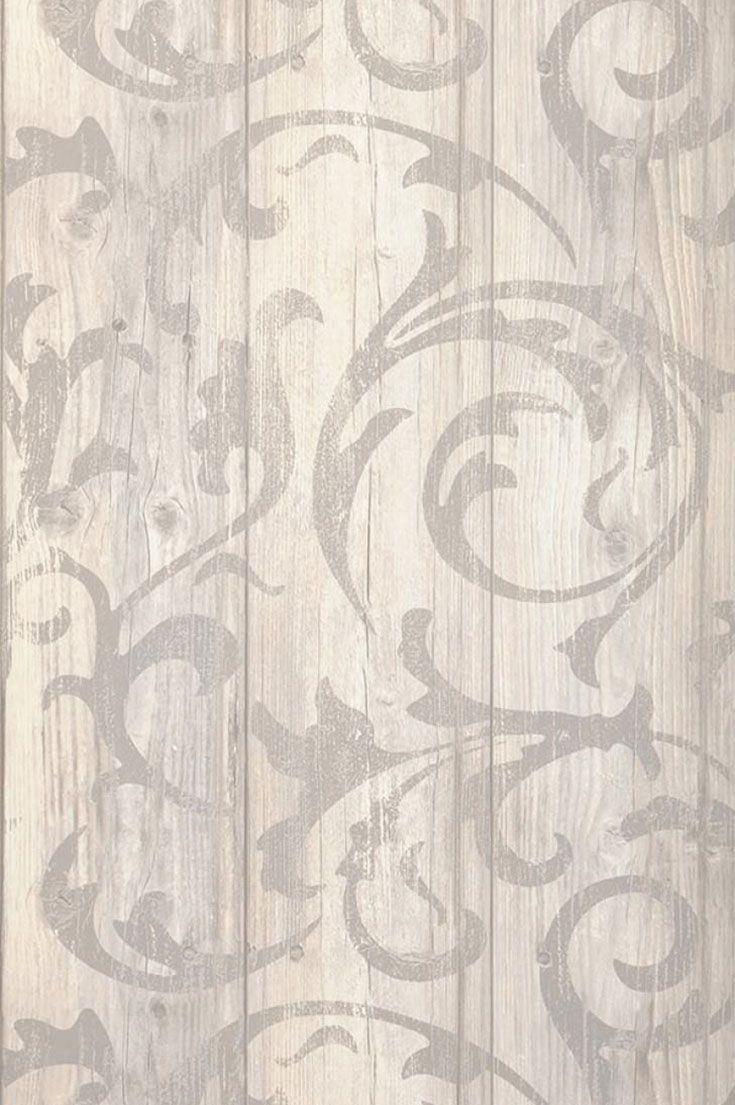 Papel De Parede Medusa Wood In 2020 Schicke Tapete Tapeten Und