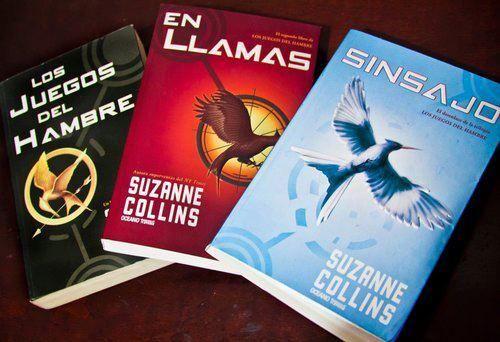Recomendación Literaria. Los Juegos del Hambre. Libro 1. Suzanne Collins.