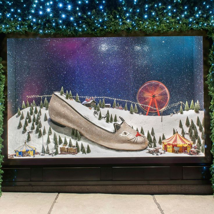 Best Window Displays Images On Pinterest - The 8 best holiday window displays in the world