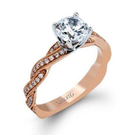 cool Bague de fiançailles 2017 - 5 tendances de l'anneau de fiançailles qui seront énormes en 2016