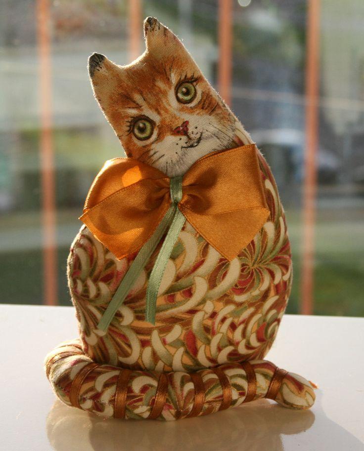 https://flic.kr/p/qaWqN1 | Рыжий котенок. МИЛАШКА