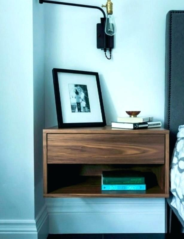 Floating Nightstand Ikea Wall Mounted Nightstand Floating