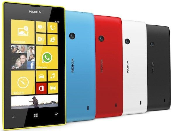 Just added the Nokia Lumia 520 to my have list on @gdgt!