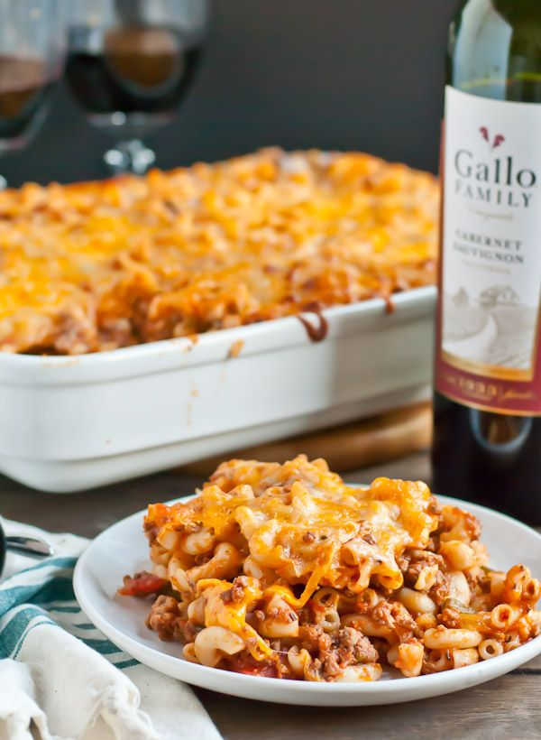This Johnny Marzetti recipe is a classic Ohio favorite that feeds a crowd!