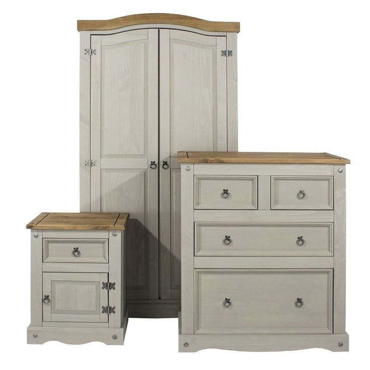 Check this new product Corona Washed Gre... View the details here http://discountsland.co.uk/products/corona-grey-bedroom-furniture-set?utm_campaign=social_autopilot&utm_source=pin&utm_medium=pin #furnituresale #homedecor