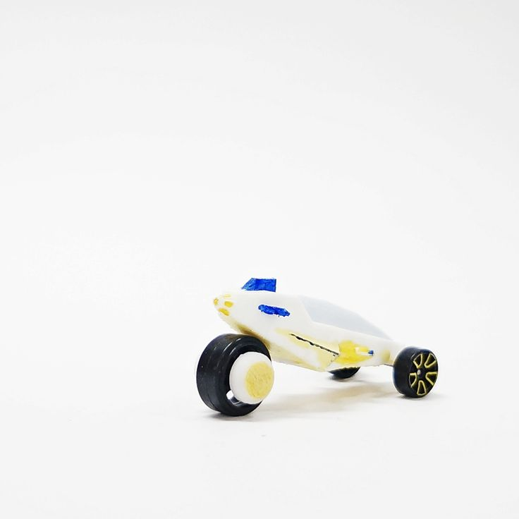[Toy Car] 3D printing model by Hevin F Jantasmin (batch 2014, UPH Product Design)
