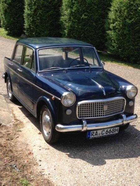 Fiat 1100 | < 654° zlodziej https://de.pinterest.com/g_kocherscheidt/fiat-abarth/