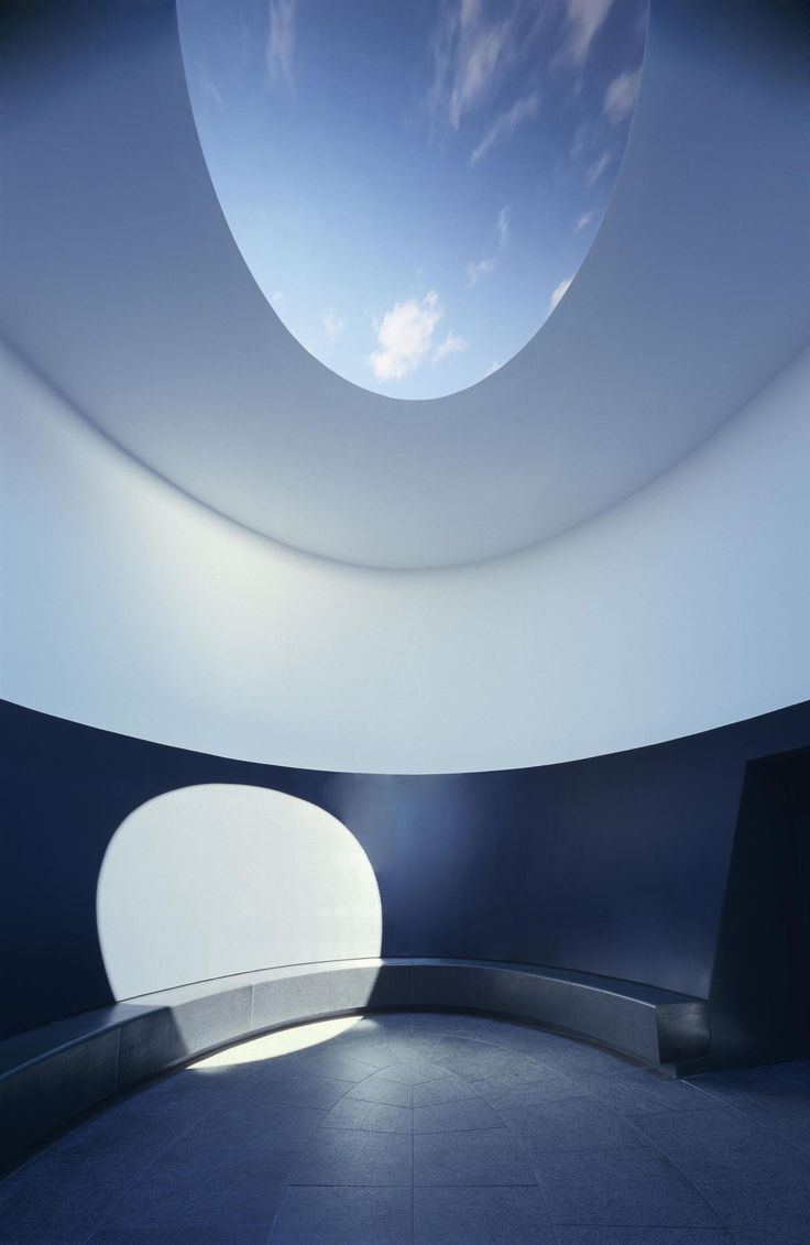 El color adentro / Overland Partners + James Turrell Skyspace