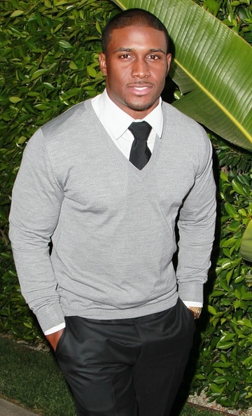 Reggie Bush. Idc what anyone else says, you're mines(: