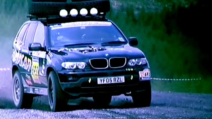 Best Rally Moments - Fifth Gear
