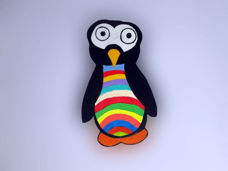 Imãs de geladeira - Pinguins 82 / Magnets
