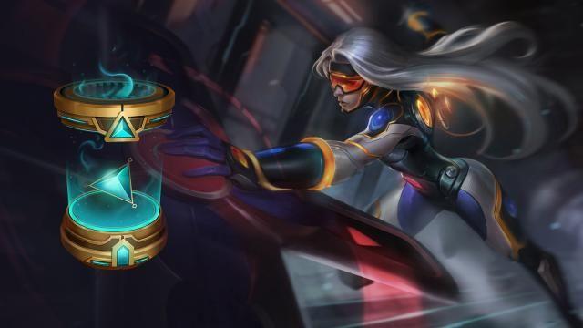 New PAX Sivir coming back through Hextech Crafting for limited time http://euw.leagueoflegends.com/en/news/champions-skins/skin-release/neo-pax-sivir-and-epic-capsules?utm_source=LeagueClient&utm_medium=OverviewTier2Pos3 #games #LeagueOfLegends #esports #lol #riot #Worlds #gaming