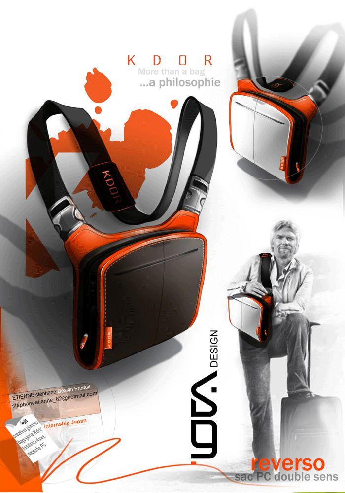 bag by Stephane Etienne at Coroflot.com