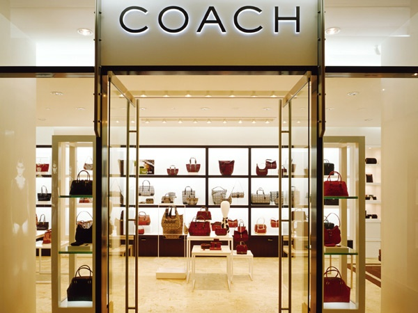Coach Store at Santa Monica Place Mall