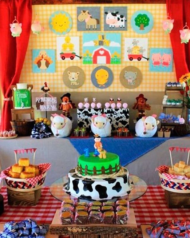 25 Best Images About Festa Fazendinha Farm Birthday