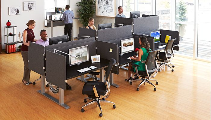 Tranquility Panel System - Workrite Ergonomics Acoustic Solutions