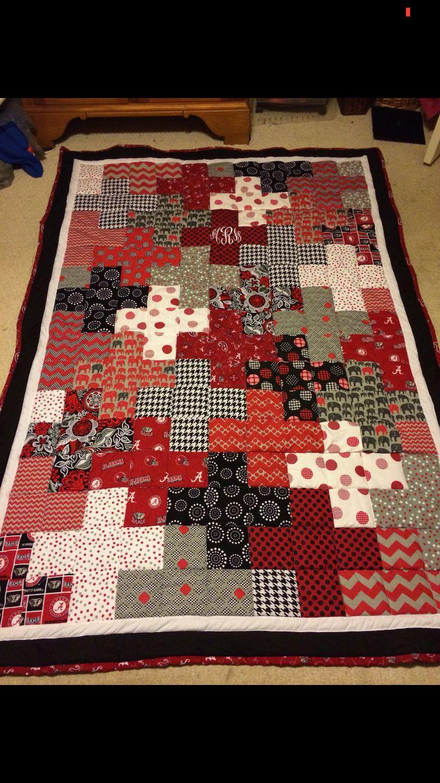 Best 25 Alabama Quilt Ideas On Pinterest Baby Quilt