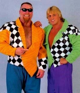 The New Foundation (Owen Hart & Jim Neidhart)