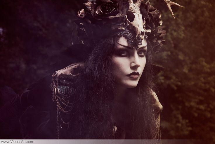 продукцию ведьма образ картинка что собой