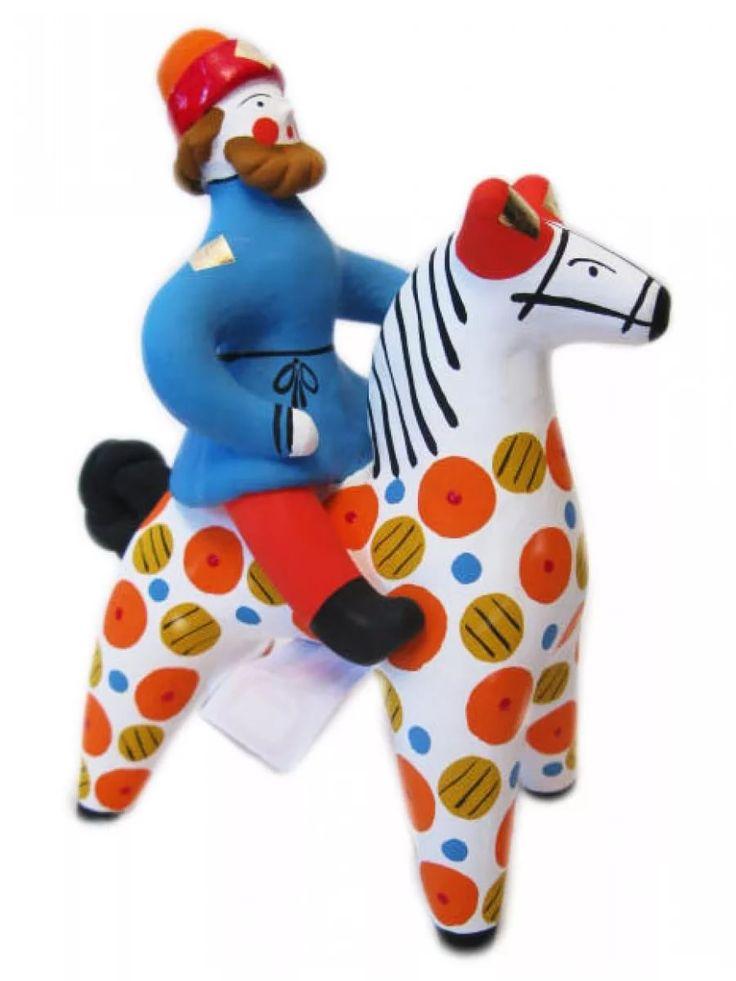Дымковская игрушка для детей картинки