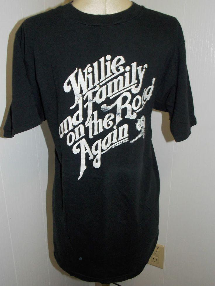 willie nelson vintage