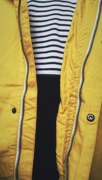 I want a yellow jacket SO BAD