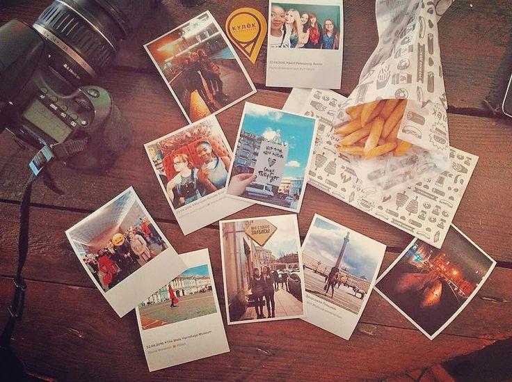 Чем заняться в Кульке пока готовится твоя любимая шаверма? Конечно же распечатать в #boft самые яркие и счастливые моменты своей жизни!@valeriepopkovich #кулёк #streetfood #грибоедова16 by kulyok.streetfood