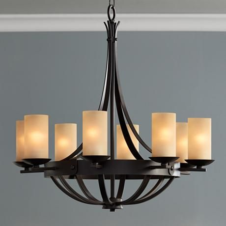beach house lighting ideas. Sperry Bronze W Scavo Glass Chandelier -. Find This Pin And More On BEACH HOUSE LIGHTING Beach House Lighting Ideas L