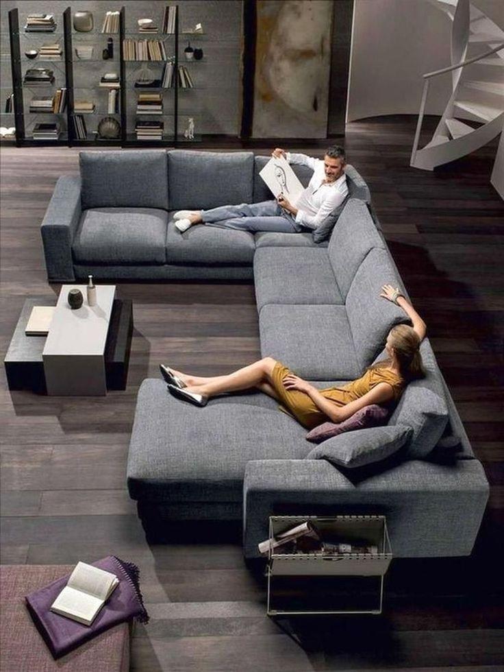 39 Adorable Contemporary Living Room Design Ideas