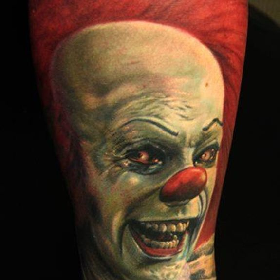 1000 images about stephen king tattoos on pinterest the shining steven king and clown tattoo. Black Bedroom Furniture Sets. Home Design Ideas