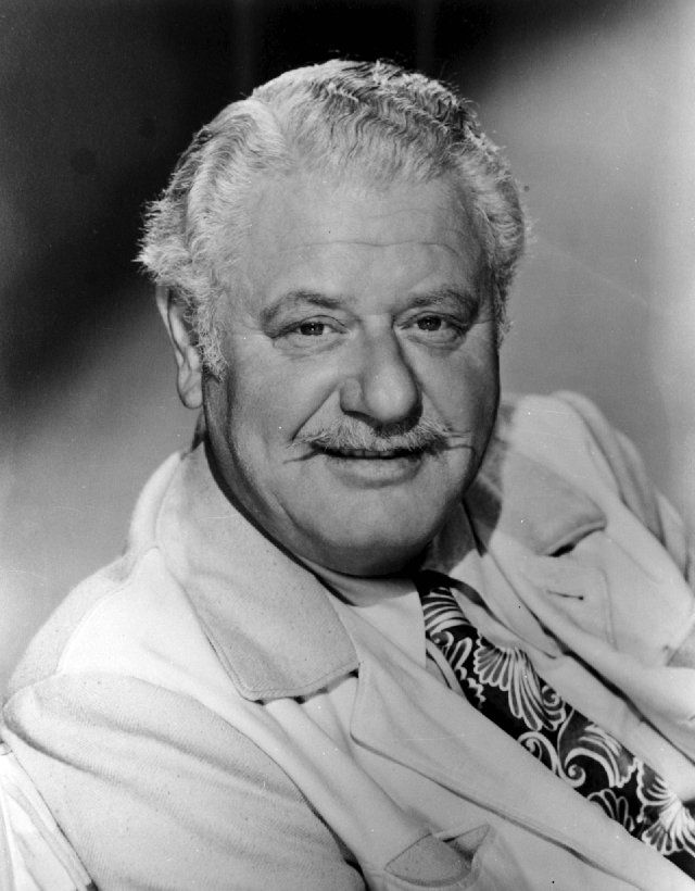 Alan Hale, great character actor and father of Alan Hale Jr. (Gillian's Island Skipper)