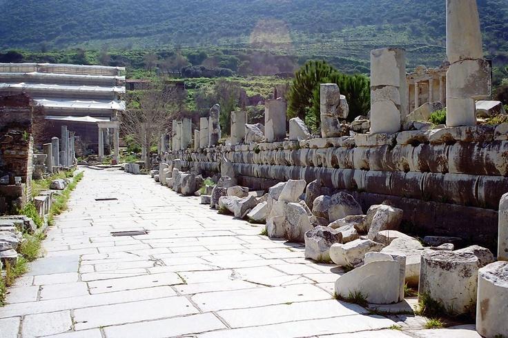 Marbel Street, Ephesus
