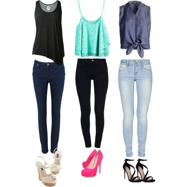 """Untitled #50"" by vy-nguyen1218 on Polyvore"