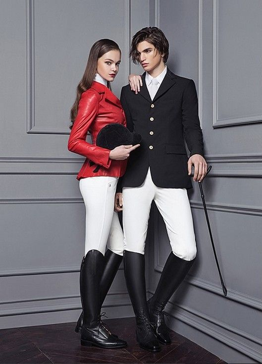 www.pegasebuzz.com | Equestrian Fashion : Michael and ...