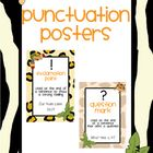 This jungle / safari themed set of 16 punctuation posters, complete with cute animals, is ideal for displaying in your classroom to reinforce uses ...
