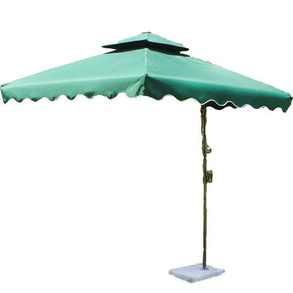 Sale 30% (229.19$) - Outdoor Large Awning Sunshade Sun Umbrella Shelter Garden Yard Booth UV Proof Sun Shading