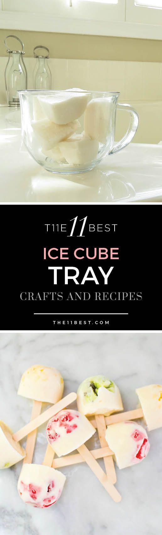 The 11 Best Uses For Ice Cube Trays