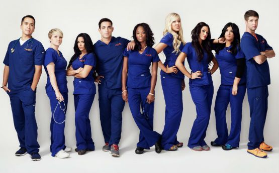 """The latest group offended by MTV's not-so-realistic portrayal of them on national TV? Nurses, who aren't very pleased with """"Scrubbing In,"""" the network's newest reality series."""