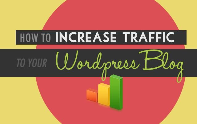 Learn how to increase your visitors (traffic) to your Wordpress blog. Read on to find out the right tactics that you must be doing to receive high-quality audience.