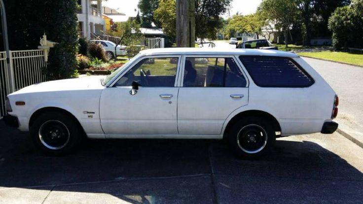 1984 toyota corona wagon reviews - Google Search