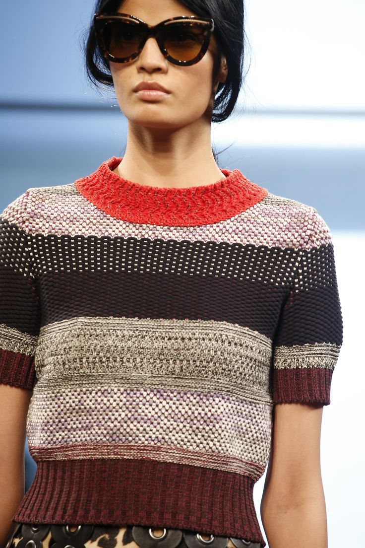 Bottega Veneta Spring 2016 Ready-to-Wear Fashion Show - Mica Arganaraz