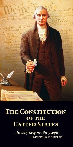 Pocket Constitution (Text from the U.S. Bicentennial Commission Edition) $1.50